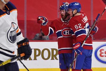 Oilers4— Canadien3 Le Canadien se qualifie pour les séries de la LNH)