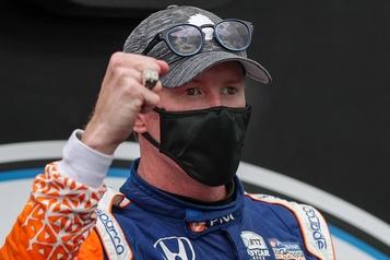 IndyCar: Scott Dixon triomphe à Road America devant des spectateurs)