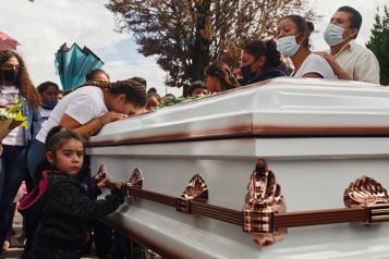 Funérailles de Jeanette Zacarias Zapata «Les gens de la boxe, c'est une famille»)
