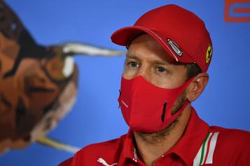 Vettel «surpris» que Ferrari décide de ne pas le reconduire en 2021)