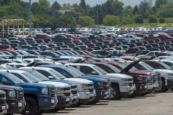 Les ventes en gros ont diminué de 1,2% en août au Canada