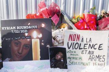 Tuée par balle à Montréal «Elle n'a même pas eu le temps de réussir»)