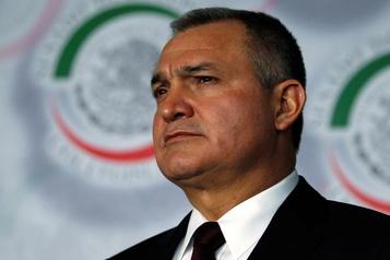 Un ex-ministre mexicain arrêté à Dallas pour trafic de drogue