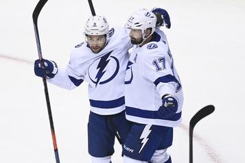 Le Lightning signe un deuxième gain de suite)