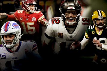 Éliminatoires dans la NFL Qui disputera le 55eSuper Bowl?)