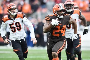 Les Browns signent une victoire importante contre les Bengals