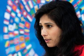 L'économiste en chef du FMI retournera à Harvard en janvier