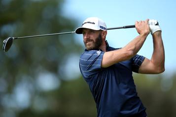 Le N.1 mondial du golf Dustin Johnson positif à la COVID-19)