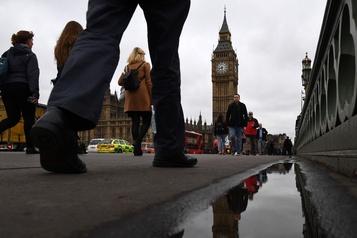 Le Royaume-Uni échappe à la récession