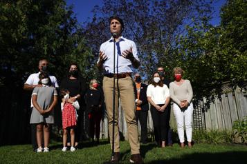 Trudeau «ouvert» à une réforme électorale, mais avec conditions)