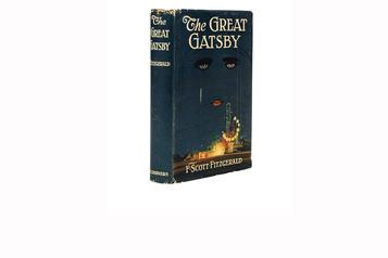 The Great Gatsby sera libre de droits fin2020