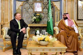 Attaques en Arabie saoudite: Pompeo évoque un «acte de guerre» de l'Iran