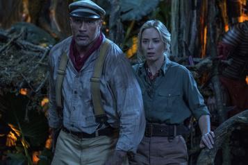 Jungle Cruise en tête du box-office nord-américain)