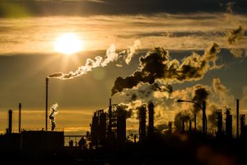 La Caisse larguera laproduction de pétrole)