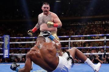 Joshua promet d'être «plus malin» lors du combat revanche contre Ruiz