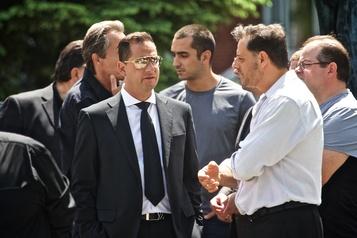 Mafia montréalaise: Nicola Spagnolo accusé de tentative de meurtre )