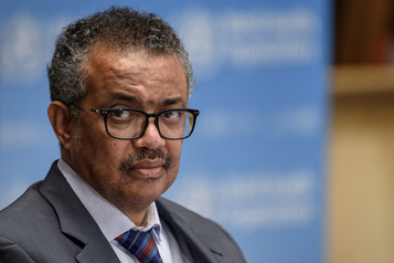 Pandémie: l'OMS estime «encore possible de ramener la situation sous contrôle»)