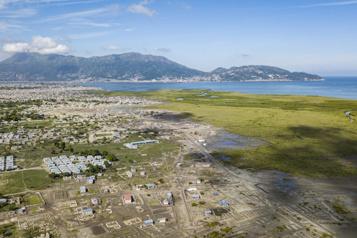 La Presse en Haïti Catastrophe écologique enzones côtières)