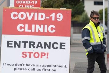 COVID-19 en Nouvelle-Zélande Confinement de sept jours à Auckland après de nouveaux cas)