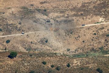 Israël revendique les premières frappes aériennes depuis des années au Liban)