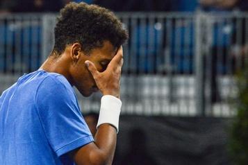 Félix Auger-Aliassime éliminé en demi-finale à Adélaïde