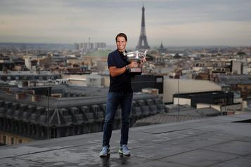 Roland-Garros Rafael Nadal au firmament du tennis, mais les pieds sur Terre)
