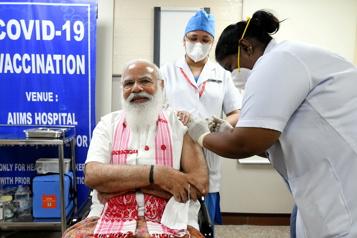 Un nouveau vaccin indien revendique une efficacité de 81% )