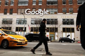 Google veut acquérir un immeuble de bureaux à Manhattan pour 2,1 milliards)