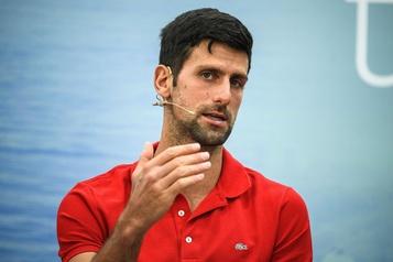 Internationaux des États-Unis: Djokovic s'inquiète des conditions sanitaires)
