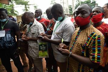 Nigeria: première élection depuis le début de la pandémie de COVID-19)