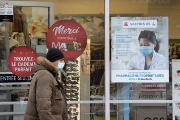 Fin de la vaccination contre l'influenza au Québec vendredi)
