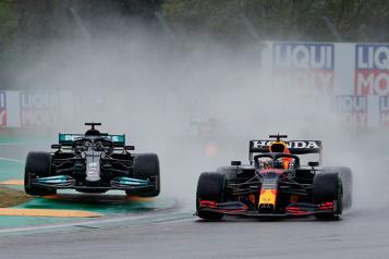 Formule 1 Duel Hamilton-Verstappen mouvementé au Portugal? )