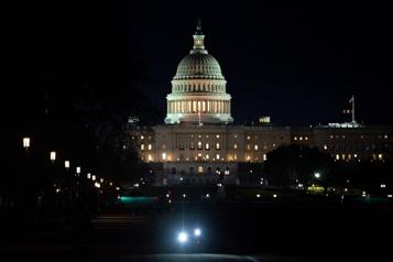 Le Capitole sous sécurité renforcée face à la menace d'une «milice»)