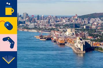 Port de Montréal Ancré dans l'économie d'ici)