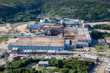Résolu ferme ses usines d'Amos et de Baie-Comeau)