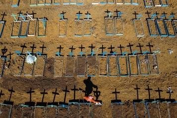 COVID-19: l'Amérique latine continue de souffrir, l'Europe s'ouvre)