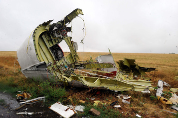 Vol MH17: les suspects en contact avec des responsables russes