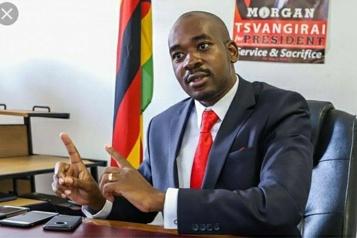Zimbabwe Le chef de l'opposition attaqué par des partisans présumés du parti au pouvoir