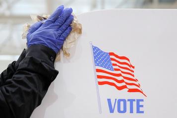 É.-U.: 10 millions pour l'arrestation d'acteurs interférant dans les élections)