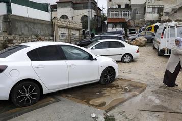 Plus de 160 voitures de Palestiniens vandalisées à Jérusalem