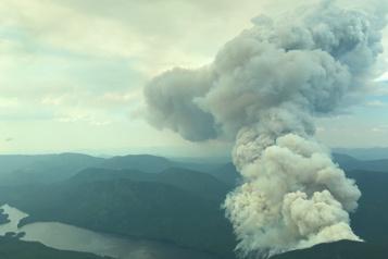 Les incendies de forêt nuisent à la qualité de l'eau potable)