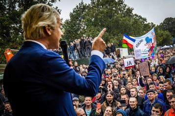 Pays-Bas: 10 ans de prison pour tentative de meurtre contre un député