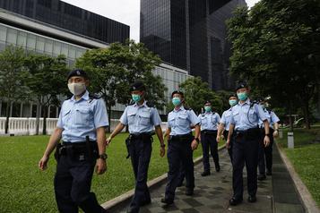 Loi sur la sécurité: Pékin pourrait enquêter à HongKong)