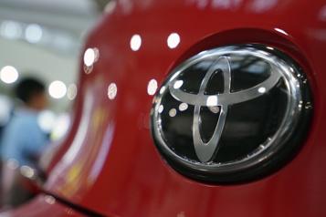 Émissions polluantes Les États-Unis infligent une amende de 180millions à Toyota)