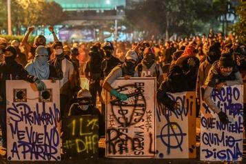 Colombie Un nouveau décès lors du 20e jour de gronde sociale)