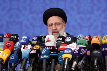 Iran Le futur président ne veut pas «négocier pour le plaisir» sur le nucléaire)