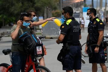 L'Espagne reconfine partiellement, l'Europe ne baisse pas la garde)