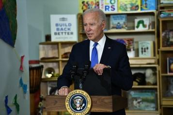 Biden plaide pour bouleverser la politique familiale aux États-Unis