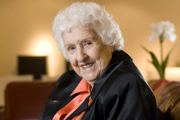 Maman Dion décède à 92 ans