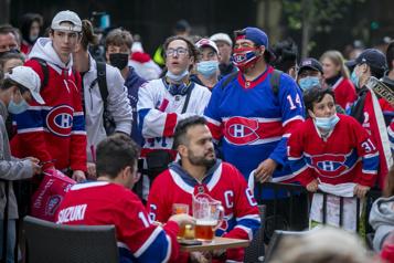 Canadien-GoldenKnights «On y croit si les arbitres font leur job» )
